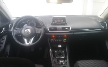 Mazda 3/Sport/CD150 Attraction, 2016,2,2 Diesel, 86500 km, reg1.god, servisna