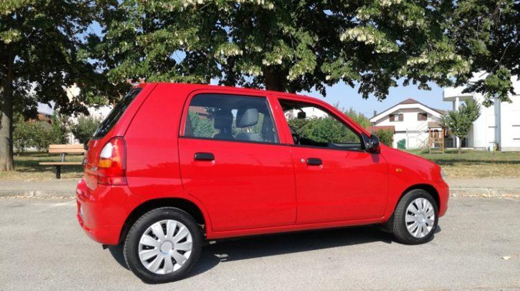 Suzuki Alto 1.1, 2004 godina, Reg.7-2019. Klima, puno opreme, očuvan .