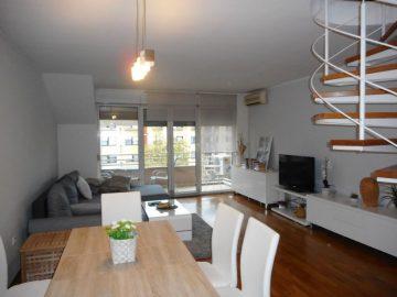 Špansko, Divkovićeva, 3-sobni, 2 etaže, 2 balkona, 83,36 m2, odličan