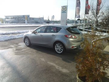 Mazdu 3/Sport /CD116 TX NAVI paket opreme, 2012 g., Diesel, 6. brzina,78000 km