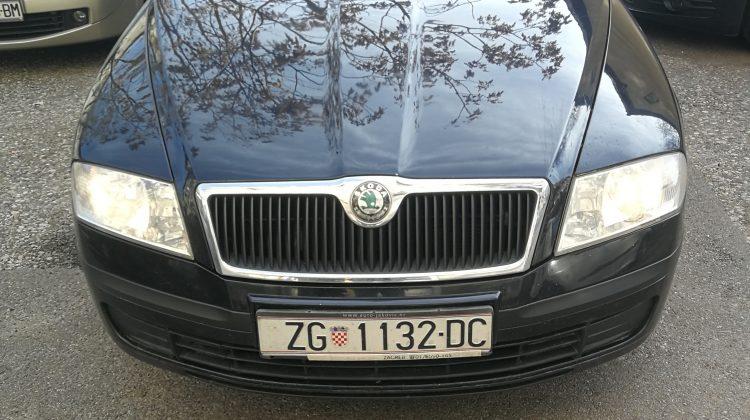 Škoda octavia 1.9tdi 1.vlasnik