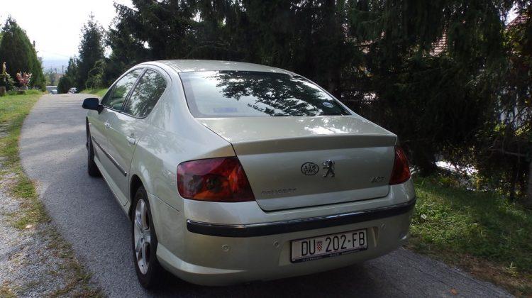 Peugeot 407 2.0 HDI 2006.g. prvi vlasnik