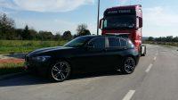 BMW F20, 116d 2.0d, 86kw. Automatskab klima, GPS, Tempomat.