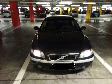 Volvo s60 2,4 benzin+plin