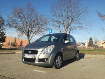 Suzuki Splash 1,0 GLX , Ja sam vlasnik vozila, kupljeno je novo u HR