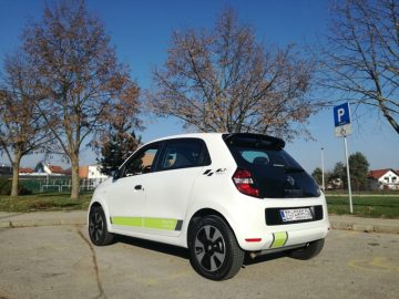 Renault twingo 2017 god. Posebna oprema (limitirana serija) PRILIKA !!