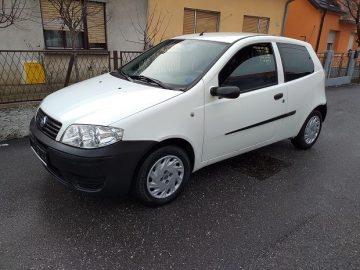 Fiat punto van dostavni, 1,3 mtj 2005 godina prodajem
