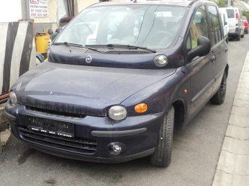 Fiat multipla u dijelovima prodajem