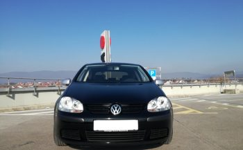VW Golf V 2,0 Diesel 2008 god.Registriran do 10 mjeseca 2019 godine