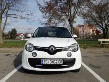 Renault Twingo Expression,kupljen novi u HR, održavan i garažiran