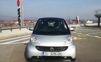 Smart fortwo Cdi 2013 godina (Diesel) Klima, garažiran