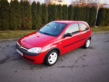 Opel Corsa 1.7DTL