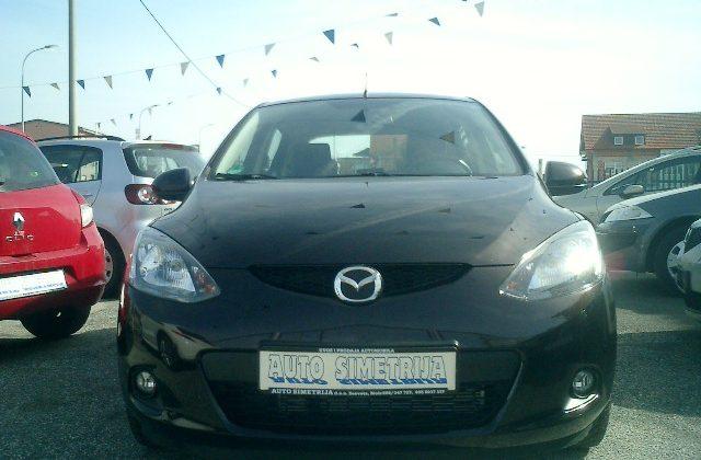 Mazda 2 ,1.4 Ditd,diesel ,klima,Amex,Master kartice do 60 rata,jamstvo 6 mjeseci u cijeni