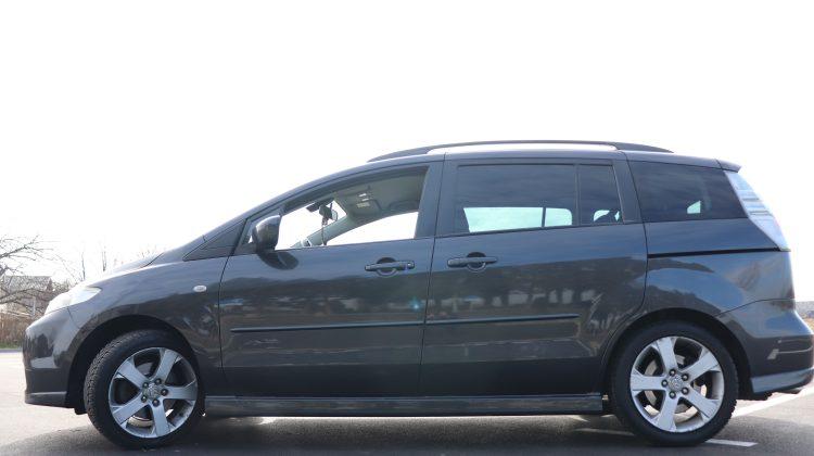 Mazda 5 2.0i GTA,2006.godina,7 sjedala,Full oprema,Xenon,Navigacija,Kamera
