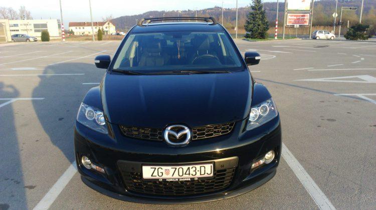 Mazda CX-7 2.3 DISI TURBO/REVOLUTION