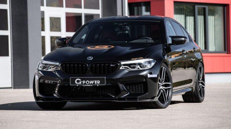 G-Power BMW M5 ima okruglo 800 KS!