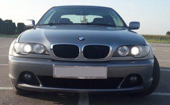 BMW Serija 3 Coupe REDIZAJN