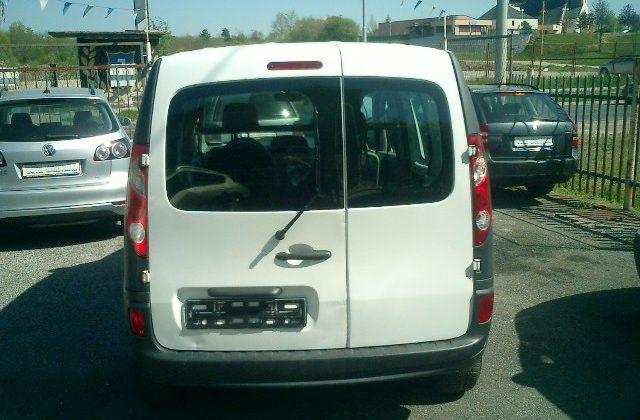 Renault Kangoo 1.5 dci klima
