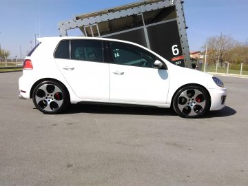 GOLF 6 GTI, 2.0 TSI , 2012. , TOP STANJE