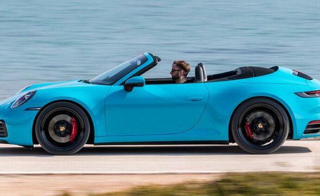 Inovacije u proizvodnji karoserije: multimaterijalni miks novog Porschea 911!