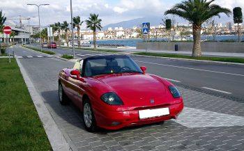 Fiat Barchetta 1.8 LE 16v Maggiora