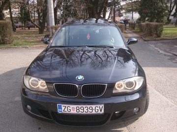 BMW serija 1 123 d M Novi lanac