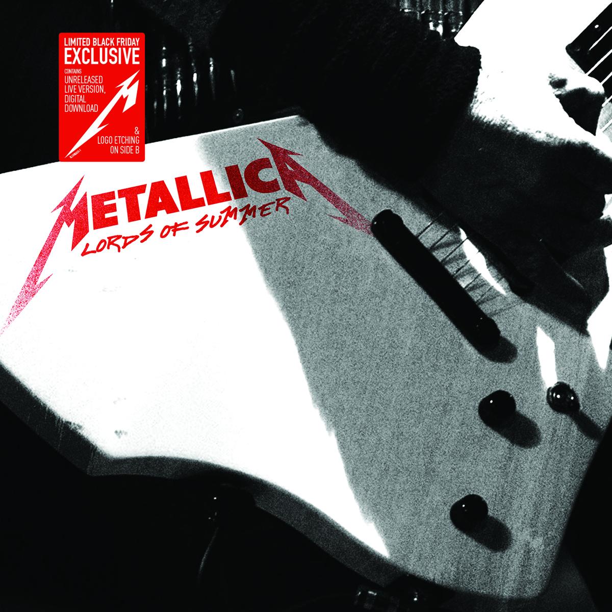 Metallica Record Store Day