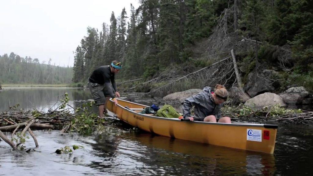 Boundary Waters – Canoe Trip 2014 – BWCA – Sawbill Lake
