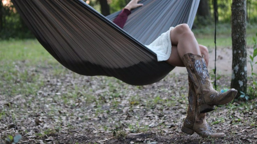 Viking Hammocks camping outdoors ripstop nylon (Kickstarter Video)