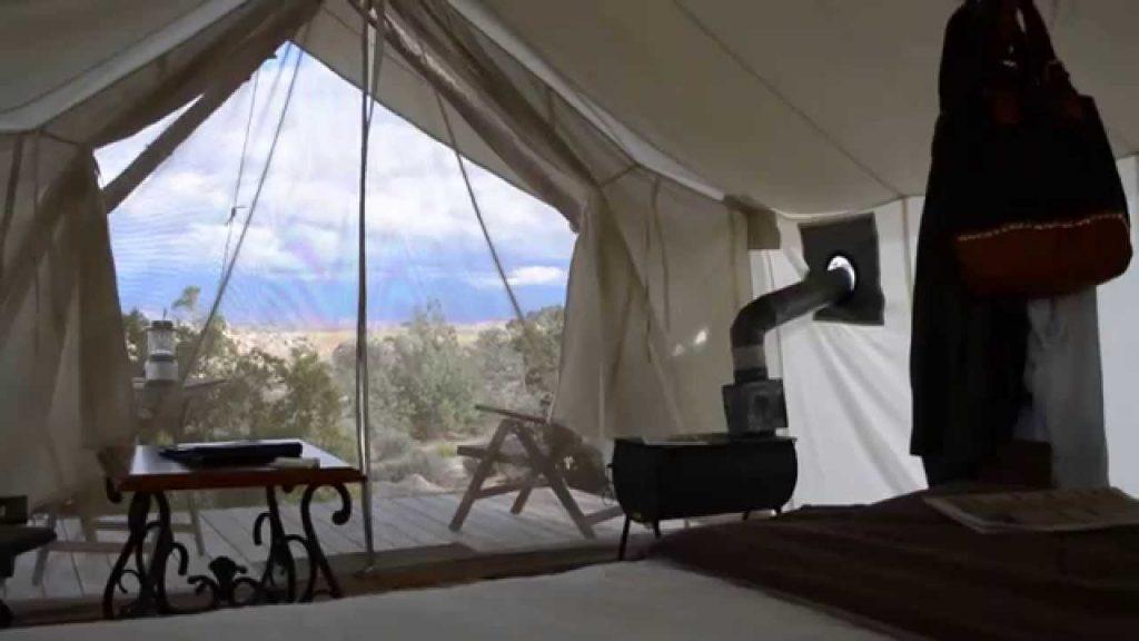 Glamping at Moab Under Canvas (Utah, VS) | Bettyskitchen.nl