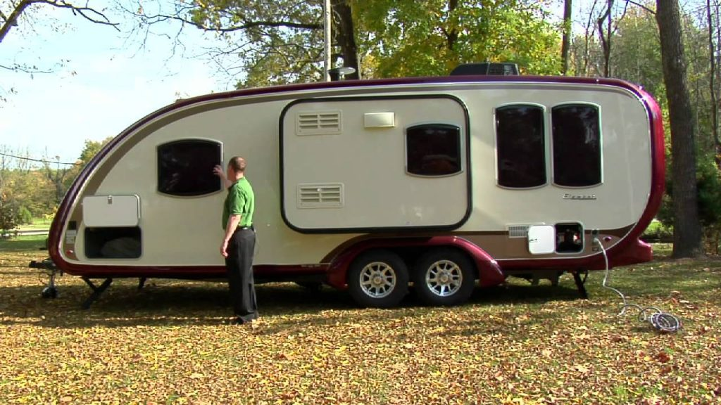 NEW Evergreen Element RV Video