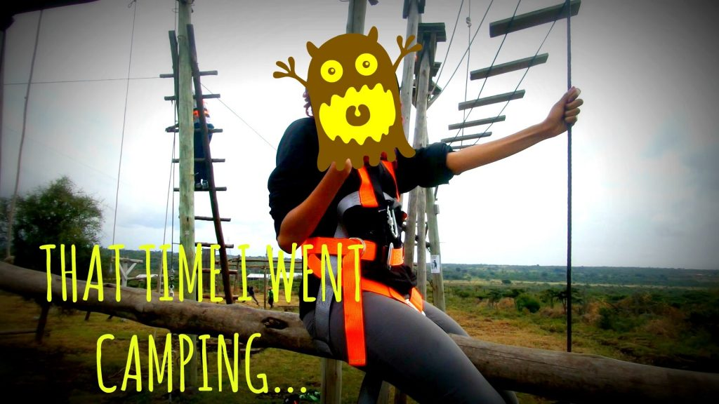 that time I went CAMPING… || outdoor vlog #11
