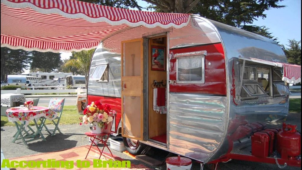 glamping trailer – nest caravan camping trailer from bend glamping adventure new