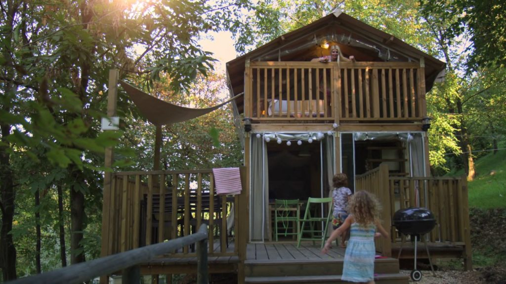 Airlodge – Glamping, Vacanceselect (English)