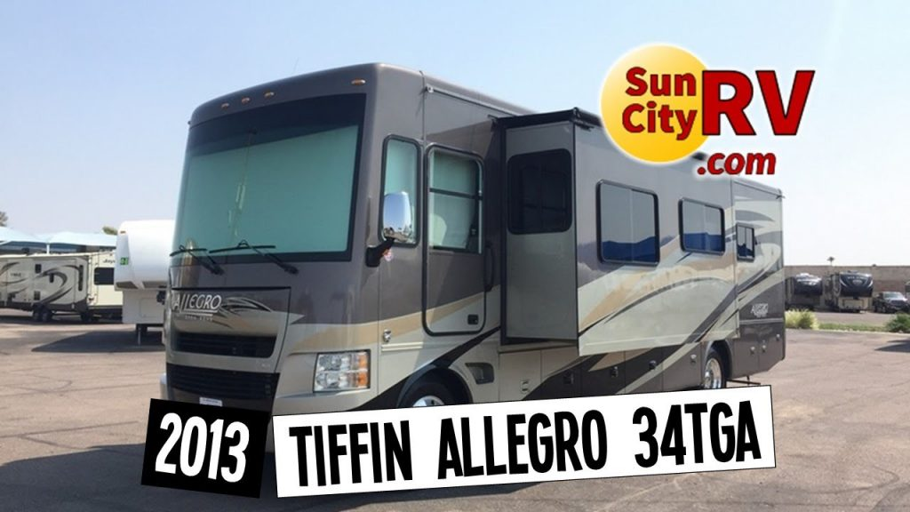 Tiffin Allegro 34TGA For Sale Phoenix RV 2013 | Sun City RV