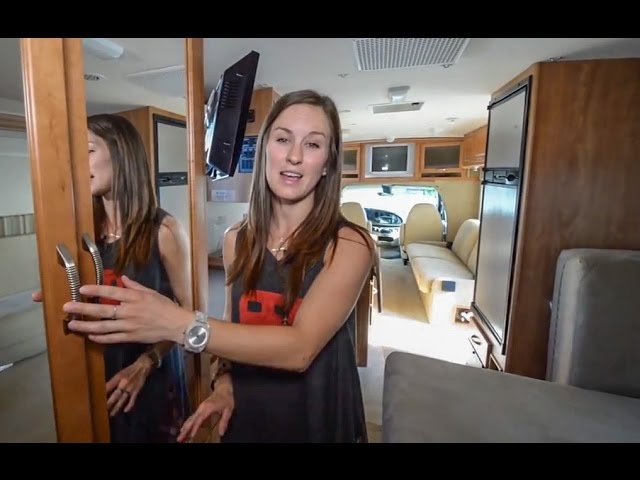 Affordable RV Tour ~ The 2007 Itasca Cambria Class C RV