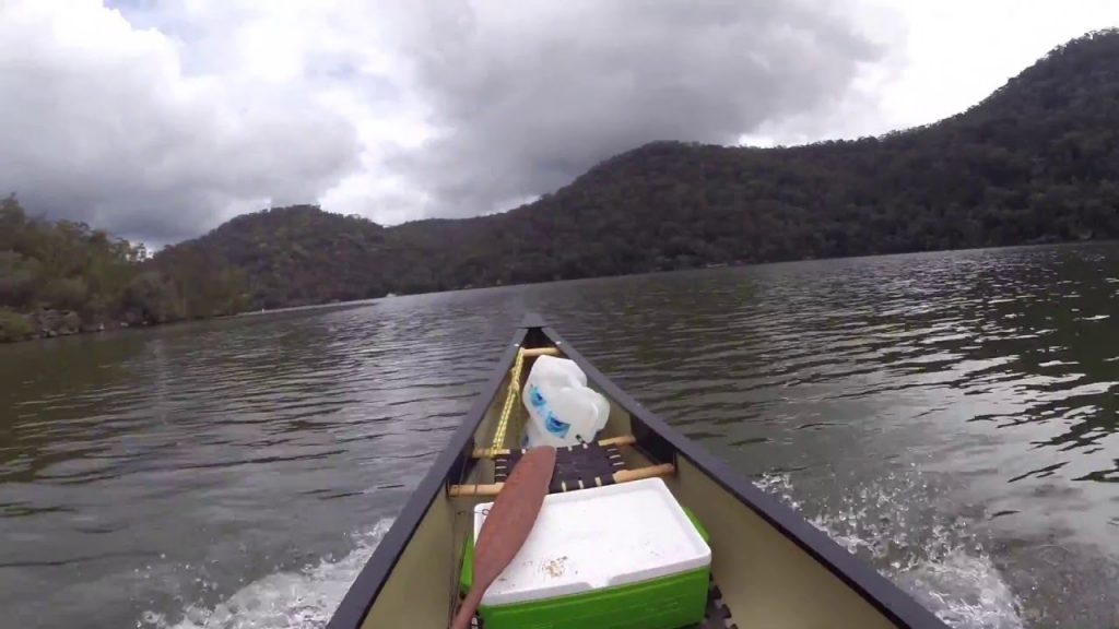 TESTED – Power Canoe With 2hp Outboard Motor