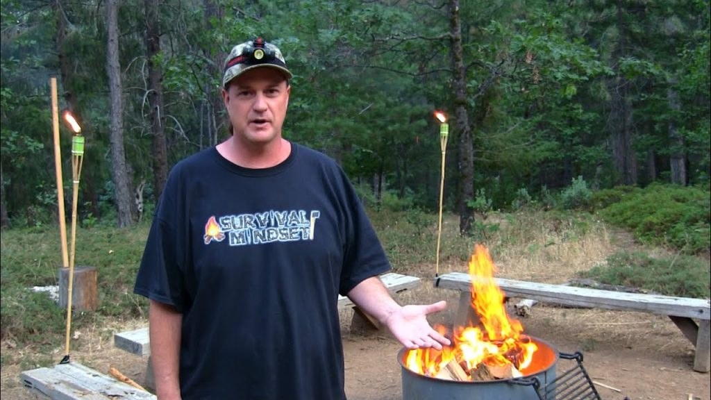 Survival Mindset Update From The Base Camp/Cabin