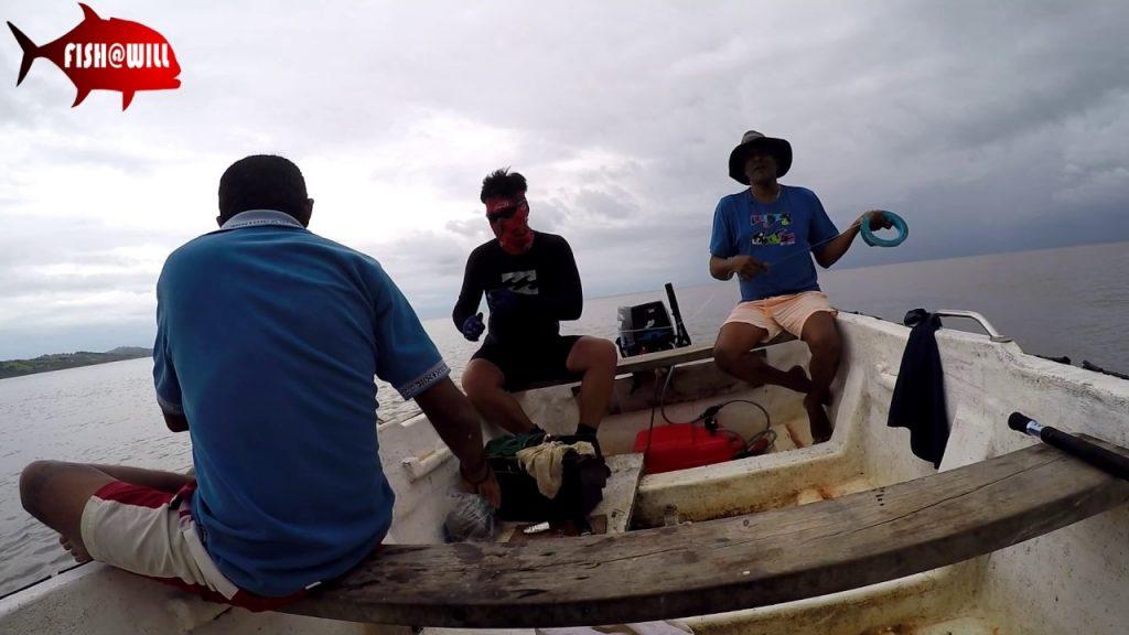 Fiji Offshore – Handline Fishing