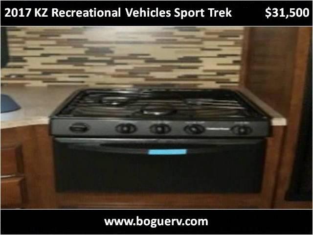 2017 KZ Recreational Vehicles Sport Trek New Cars Newport NC