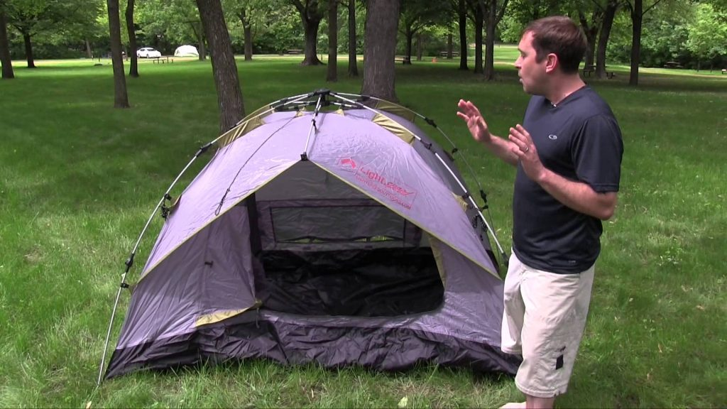 Camping Gear- LightSpeed Outdoors Stratton 2 Backpacking Tent – 50campfires