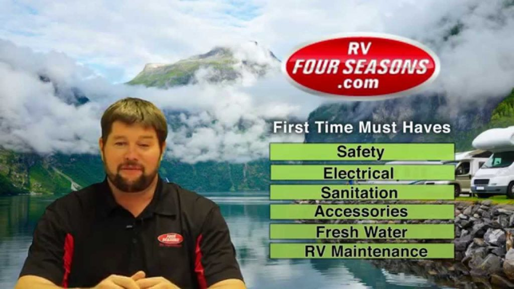 RV Maintenance Must Have Items