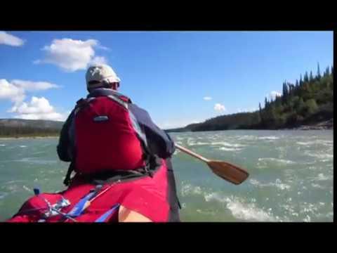 Canoeing. Where We Go.