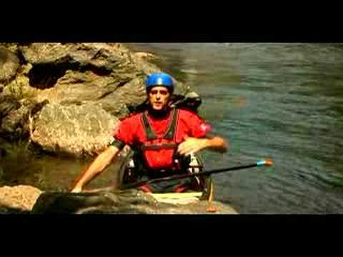 Whitewater Kayaking & Canoeing Safety Tips : River Reading Strategies for Whitewater Canoeing
