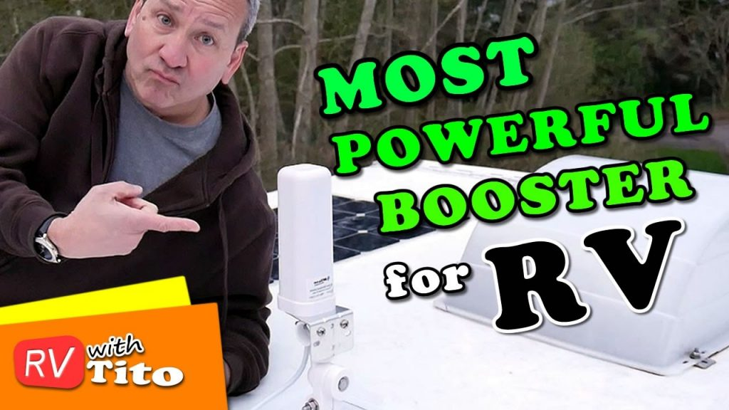 BEST Cell Signal Booster For RV (Just Released April 2017) weBoost Drive 4G-X RV