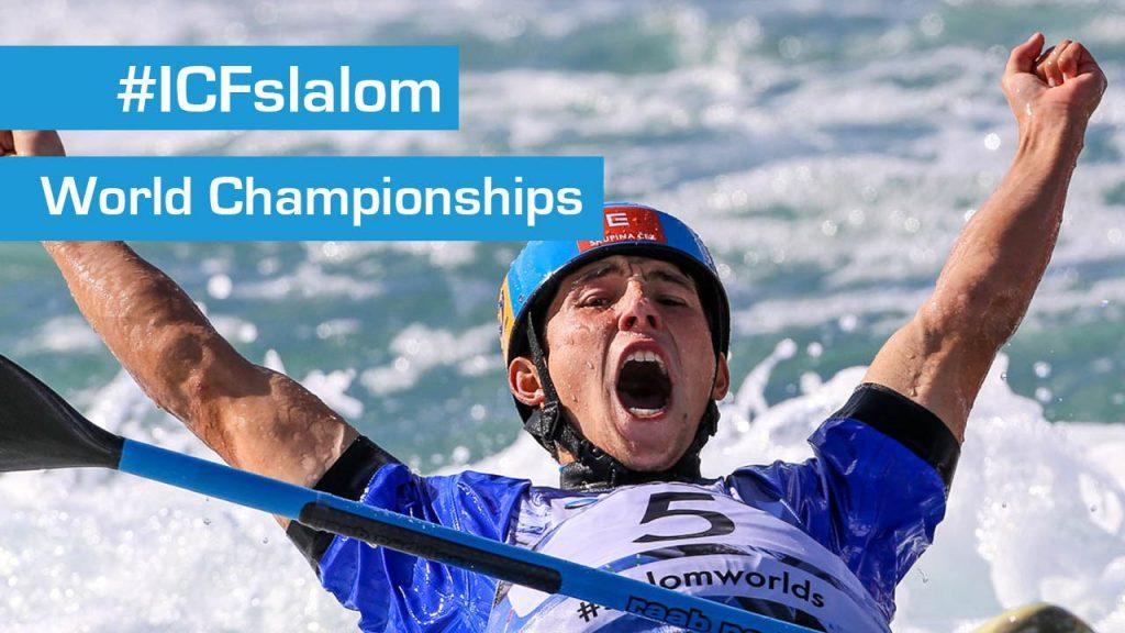 HIGHLIGHTS Lee Valley 2015   ICF Canoe Slalom World Championships