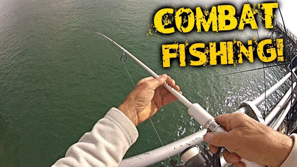 COMBAT BASS Fishing – THIS IS MENTAL!!