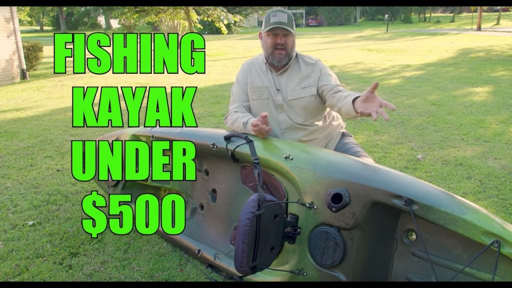 BEST FISHING KAYAK Under $500 | Perception Pescador 10 | Kayak Bass Fishing