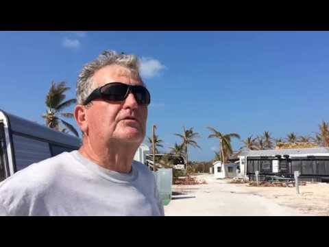 Sunshine Key RV Park and Marina after Hurricane Irma