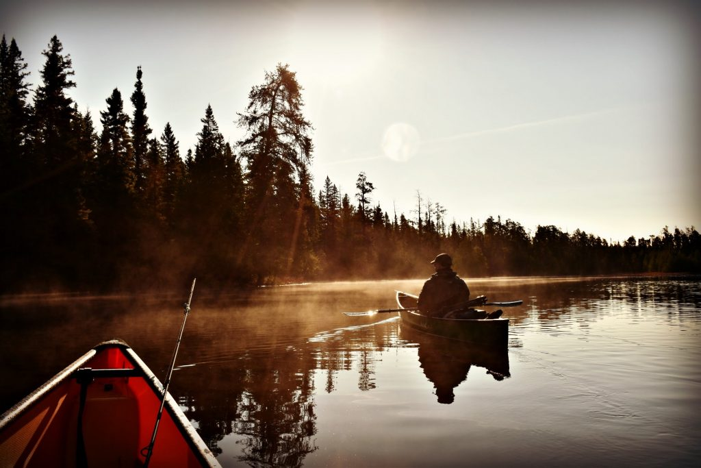 Two Canoes, One River – A Temagami Journey,  Pt2.